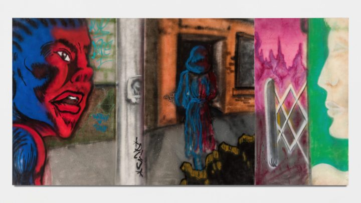 The Ghost Galerie Paris exhibits the legends of New York Street Art!