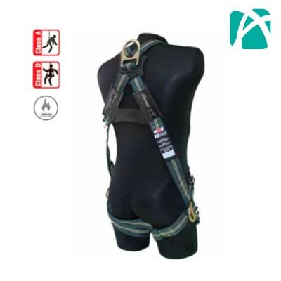arnes-3d-fire-cinta-ignifuga-resiste-altas-temperaturas