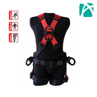 arnes-4d-litepro-dielectrico-respaldo-lumbar-dorsal-y-piernas