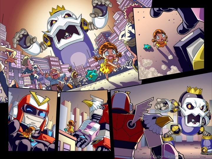 Step5-CartoonShading