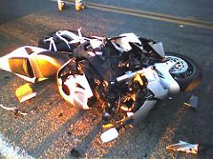 Top 7 Causes of Motorcycle Wrecks
