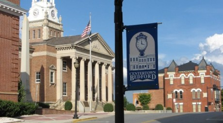 Bedford Courthouse - Altizer Law