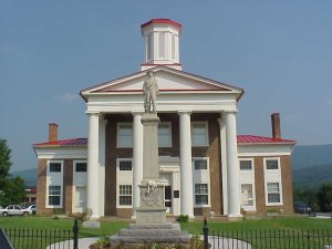 Craig county courthouse - Altizer Law