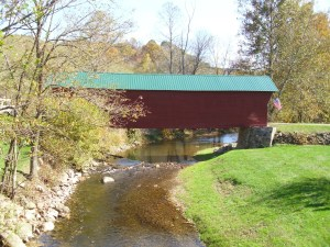 Giles county covered bridge - Altizer Law