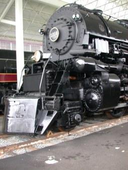 locomotive - Roanoke railroad museum