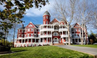 Main Hall - Southern VA Univ - Altizer Law