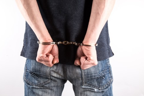 in handcuffs - Virginia criminal cases - Altizer Law