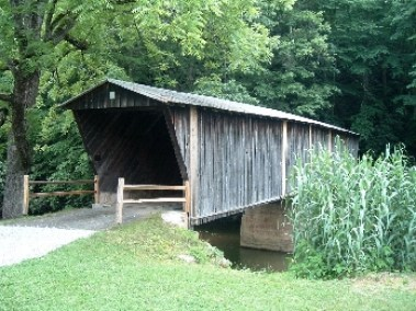 Covered Bridge Patrick County - Altizer Law