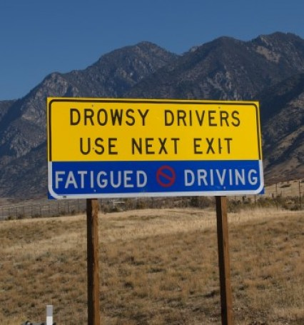Drowsy Driving as Dangerous as Drunk Driving - Altizer Law