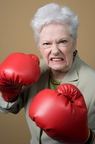 Is Your Grandmother a Bully? Bullying in Senior Facilities
