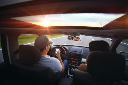 Virginia's Failed Distracted Driving Bill - Altizer Law, P.C.