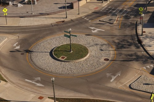 More Roundabouts?