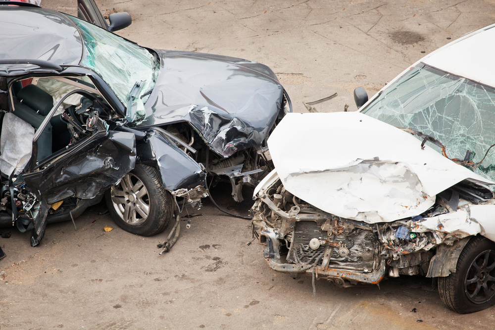 Auto Accident Chest Injuries - Altizer Law PC