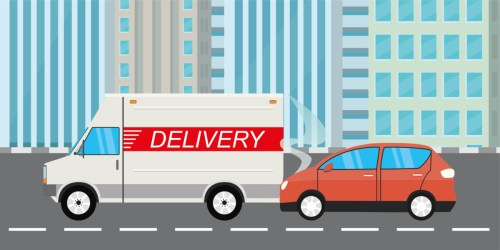 Delivery Truck Accidents Increasing