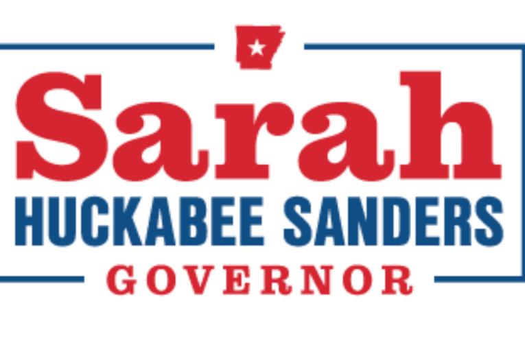 Sarah Huckabee Sanders is in!