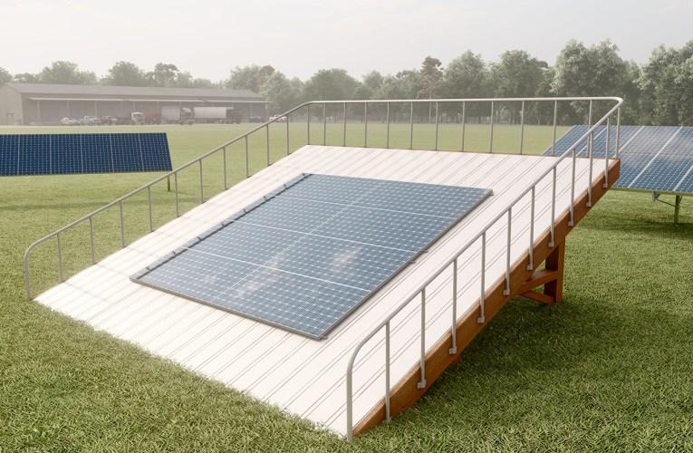 UA Board Approves Arkansas's First Solar Education Lab and Array at UA Hope-Texarkana