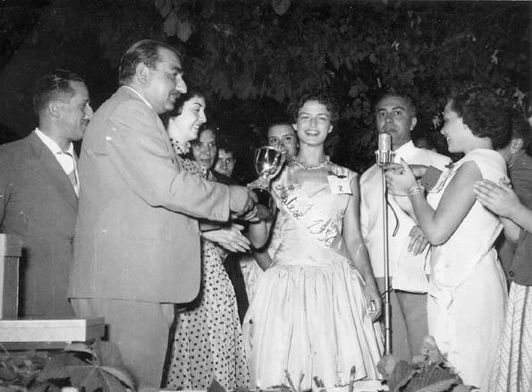 miss matese 1956 miss ester