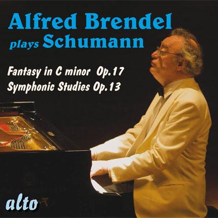 Alfred Brendel Plays Schumann