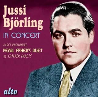 ALC1007 - Jussi Björling In Concert