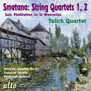 ALC 1079 - Smetana / Janacek / Suk: Music for String Quartet