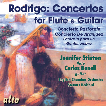 ALC 1090 - Rodrigo Concertos for Flute & Guitar