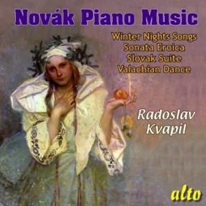 ALC1113 - Vitezlav Novak: Piano Music