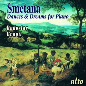 ALC1128 - Smetana: Dances and Dreams for Piano