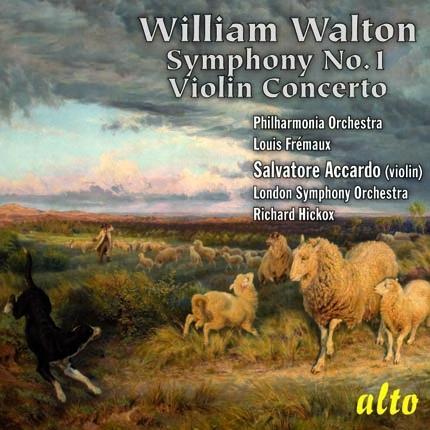 ALC 1130 - Walton: Symphony No. 1 / Violin Concerto