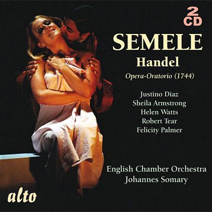 Georg Frideric Handel: Semele