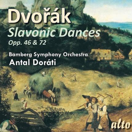 Dvořák Slavonic Dances Opp. 46 & 72