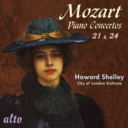 Mozart Piano Concertos 21, 24 Piano Concerto 21 in C, K467 (1785)