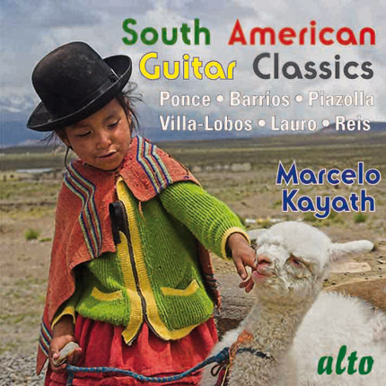 Guitar Classics from South America