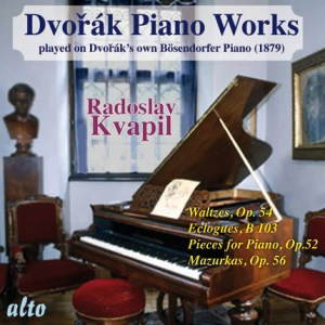 Dvořák Played on Dvořák's own Bösendorfer (II)