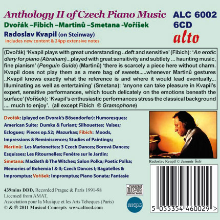 Czech Piano Anthology II