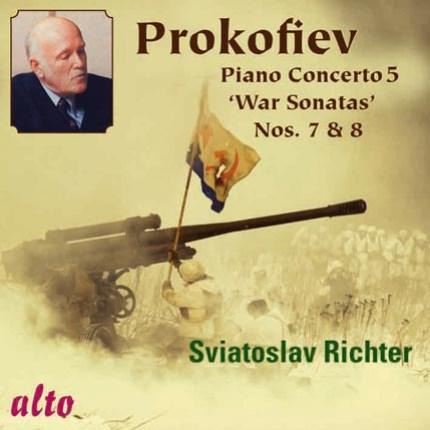 Richter plays Prokofiev / Sviatoslav Richter