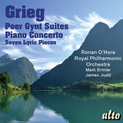 Peer Gynt Suites 1 & 2, Piano Concerto, 7 Lyric Pieces