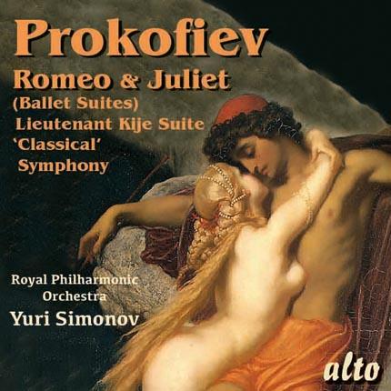 Prokofiev: Romeo & Juliet Suites 1 & 2, Symphony No.1,  Lieutenant Kije (suite)