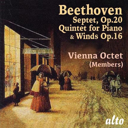 Beethoven: Septet, op.20 / Quintet for Pianos & Winds