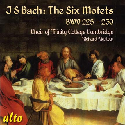 J S Bach: The Six Motets  BWV 225-230