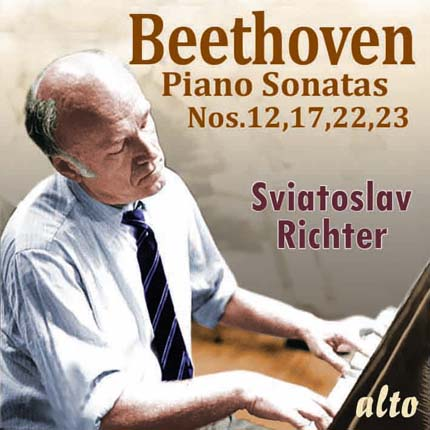 Beethoven: Piano Sonatas Nos. 12, 17, 22, 23 (includes 'Funeral March' 'Tempest' 'Appassionata')