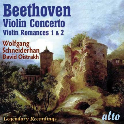 Beethoven Violin Concerto & Two Romances