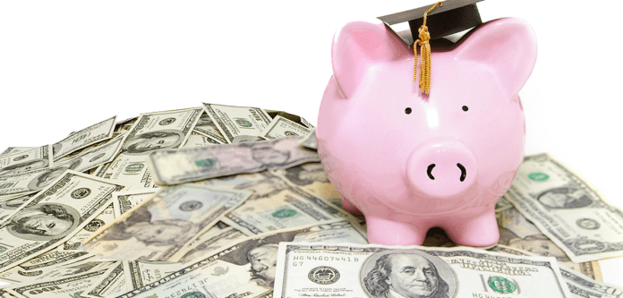 Piggy Bank Education College Funding