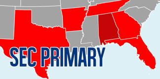 2016 SEC Primary