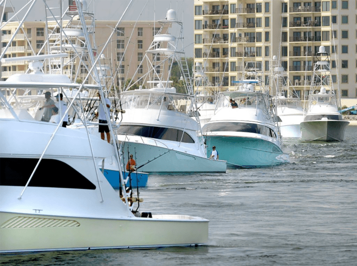 Gulf Fishing Boats