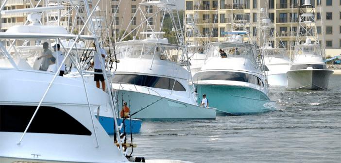 Gulf Fishing Boats