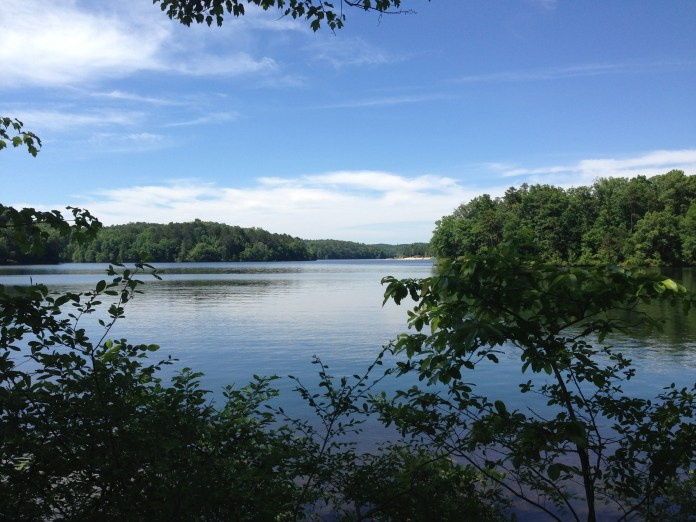 Lake Lurleen Tuscaloosa Alabama