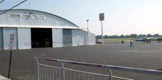 Pryor Field airport