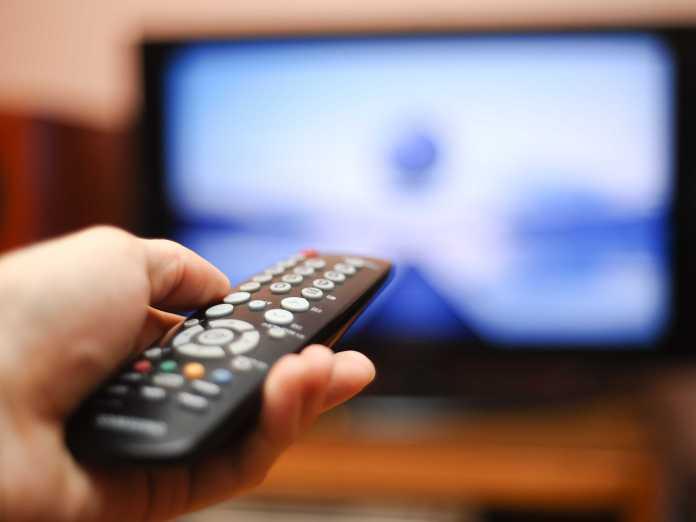 TV Ads remote