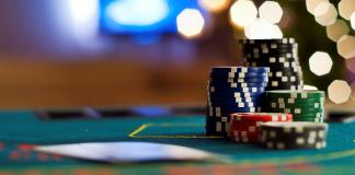 Gambling gaming casino poker