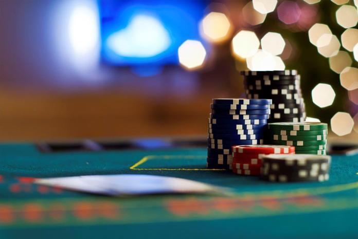 Gambling gaming casino poker